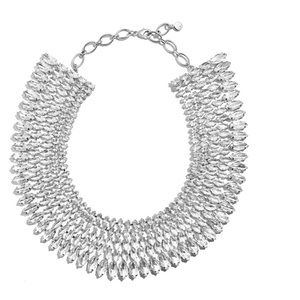 Bauble Bar Anatalia Crystal Collar Necklace